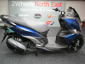 Sym JET 14 125. Unregistered. Brand new from £18 per week