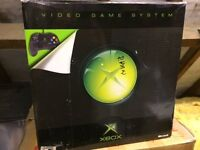 X Box for sale (a few games for free when bought together)
