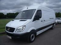 MERCEDES SPRINTER 313 CDI LWB - HIGH TOP White Manual Diesel, 2012