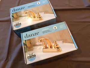 Brand new Bathroom Faucets (2) - still in boxes!