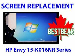 Screen Replacment for HP Envy 15-K016NR Series Laptop