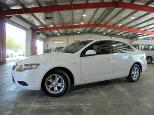 2011 Ford Falcon FG XT White 6 Speed Sports Automatic Sedan Welshpool Canning Area Preview