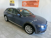 2010 Audi A4 allroad 2.0TDI CR 170 quattro 4X4 LEATHER, NAV, BLINDS, BLUETOOTH