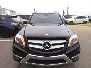2013 Mercedes-Benz GLK-Class 250 Bluetec SUV, Crossover