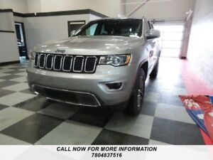 2017 Jeep Grand Cherokee LTD/LEATHER/ROOF
