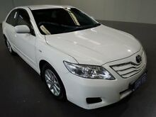 2010 Toyota Camry ACV40R 09 Upgrade Altise Diamond White 5 Speed Automatic Sedan Bibra Lake Cockburn Area Preview