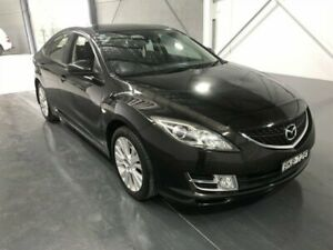 2009 Mazda 6 GH Classic Black 6 Speed Manual Hatchback
