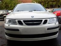 2007 SAAB 9-3 TURBO  WAGON SPORT