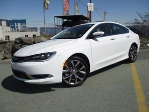 2016 Chrysler 200 C MODEL (3.6L V6, SPECIAL CLEAR OUT PRICE $189