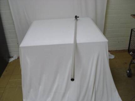1.5 meter extension pole for long reach pole for brush cutter-saw