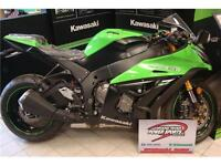 2014 NINJA ZX-10R-BLOW OUT PRICE!!! EXTRA WARRANTY!!!