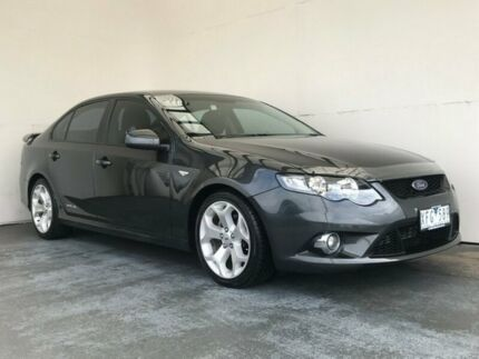 2009 Ford Falcon FG XR6 Grey 5 Speed Sports Automatic Sedan Mount Gambier Grant Area Preview
