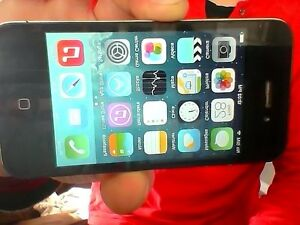 iphone4 black 8gb
