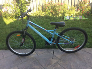 """Raleigh unisex youth bike bicycle only for 65 24"""" tire"""