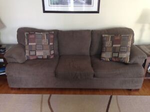 Couch, Chair, Chaise Lounge and Ottoman