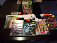 Assorted XBOX & XBOX 360 Games $5-10