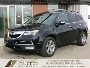 2012 Acura MDX AWD Technology ***Navigation & DVD***