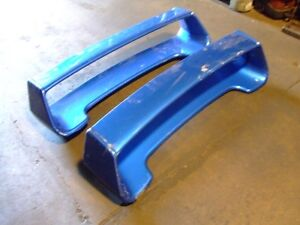 JDM SUBARU IMPREZA WRX STI VERSION 8 SPOILER IMPORTED FROM JAPAN