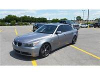 2004 BMW 545I M Package DVD
