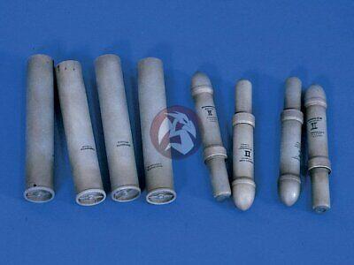 Verlinden 120mm 1/16 15cm Wurfgranate 41 Nebelwerfer Rockets Containers 703