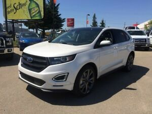 2017 Ford Edge 401A, SPORT, AWD, SYNC, NAV, PANORAMIC ROOF, HEAT