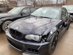 2002 BMW M3 Convertible just arrived for sale at Pic N Save!