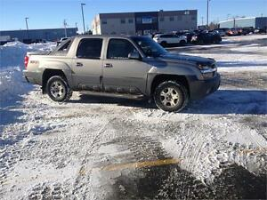 "2002 Chevrolet Avalanche $1500 ""FIRM""...As Is"