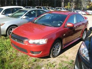 2010 Mitsubishi Lancer DE Fall Blowout Sale $6999!!!!