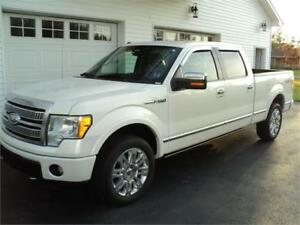 2009 Ford F150 XLT PLATINUM LTD