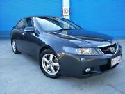 2003 Honda Accord Euro CL Luxury Metallic Grey 6 Speed Manual Sedan Ashmore Gold Coast City Preview