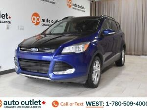 2015 Ford Escape Titanium, 4wd, sport, heated front seats, backu