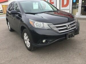 2012 Honda CR-V EX-L 4dr All-wheel Drive