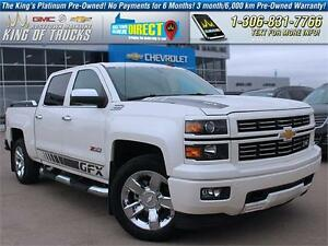 2015 Chevrolet Silverado 1500 LTZ Local | One Owner | PST Paid