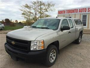 2009 CHEVROLET SILVERADO 1500 WT - LOW KM - AUTOMATIC - CLEAN