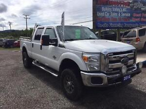 2014 Ford Super Duty F-350 SRW 6.7L DIESEL