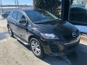 2010 Mazda CX-7 AWD GT W/ LEATHER & ALLOYS