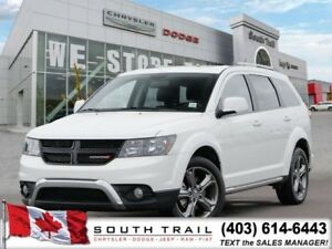 2017 Dodge Journey Crossroad !V6 3.6 Leather Backup cam $148b/w