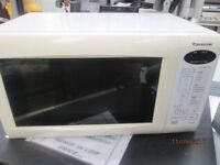 *+*BaRgAiN*PANASONIC MICROWAVE/COLLECTION/VERY CLEAN/WORKS GREAT/WARRANTY GIVEN*