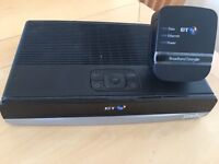 BT Box + Remote + Broadband extension + cables
