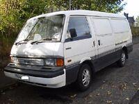 1996 Mazda E2000/E2200 Rare Automatic Petrol LWB Panel Van