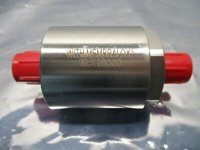 Swagelok SS-SCF3-VR4-P-600 VAR UHP In-Line Gas Filter, Membralox, 453318