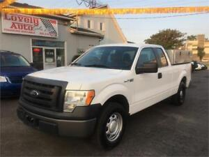 2012 Ford F-150 XL 3 TOOL BOXES