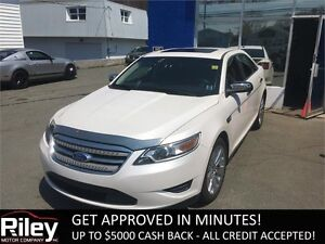 2012 Ford Taurus Limited STARTING AT $166.51 BI-WEEKLY