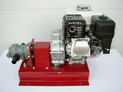 New Honda Engine Gas Powered Waste Oilbulk Oil Gear Pump Gear Lubemineral Oil
