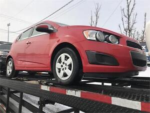 2015 Chevrolet Sonic LS-AUTOMATIQUE-AIR CLIMATISER