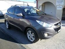 2012 Hyundai ix35 LM MY13 Elite (AWD) Grey 6 Speed Automatic Wagon South Nowra Nowra-Bomaderry Preview
