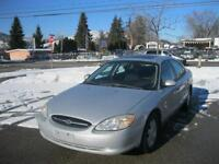 2003 Ford Taurus SEL LOW KM