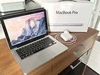 Apple Macbook Pro 13 - Intel 2.66Ghz - 250GB HD/4GB Ram - Adobe CS6/Final Cut/Logic Pro X