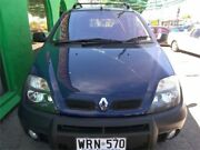 2004 Renault Scenic RX4 Privilege (4x4) 5 Speed Manual Wagon Nailsworth Prospect Area Preview