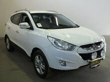 2013 Hyundai ix35 LM MY13 Elite (AWD) White 6 Speed Automatic Wagon Westdale Tamworth City Preview